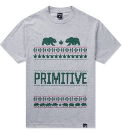 Primitive Athletic Heather Jolly Bear T-Shirt  Picutre