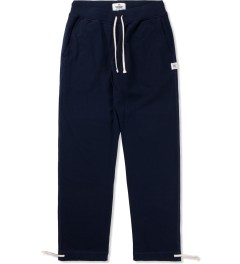 Reigning Champ Navy RC-5018 Midweight Twill French Terry Sweatpants Picutre