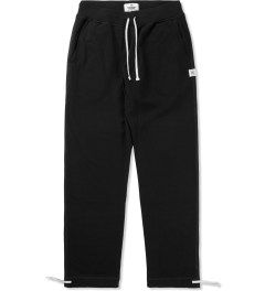Reigning Champ Black RC-5018 Midweight Twill French Terry Sweatpants Picutre