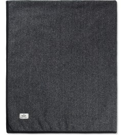 Reigning Champ Black RC-7016-14 Tiger Fleece Blanket Picutre