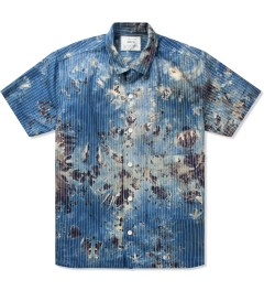 salvy Blue/Gold FKJP-AC-048 Shirt  Picutre