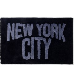 SECOND LAB Black x Grey NYC Rug Picutre