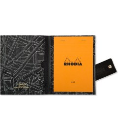 Medicom Toy Black Rhodia Medium Case  Model Picutre