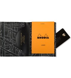 Medicom Toy Black Rhodia Small Case  Model Picutre