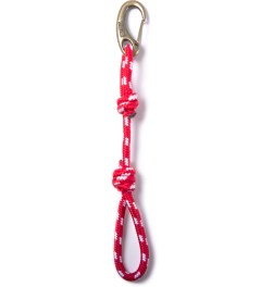 10.Deep Red Climbing Rope  Picutre