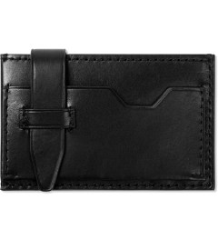 3.1 Phillip Lim Black Surf Wallet  Picutre