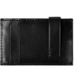 3.1 Phillip Lim Black Surf Wallet  Model Picutre