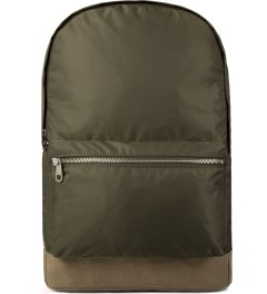 A.P.C. Khaki Backpack   Picutre