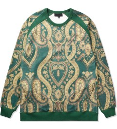 Black Scale Olive Esherick Sweater Picutre