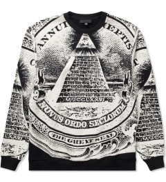 Black Scale Black Annuit 5 Sweater  Picutre