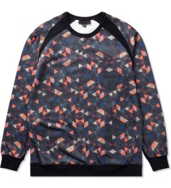 Black Scale Black Turnbull Sweater  Picutre