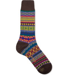 CHUP Brown Emong SOCK Picutre