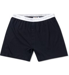 Carhartt WORK IN PROGRESS Black Trunk Short  Picutre