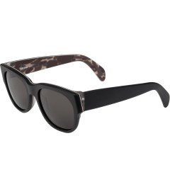 Carhartt WORK IN PROGRESS Carhartt WIP x RETROSUPERFUTURE Camo Brown Black Lens Hampton Sunglasses  Model Picutre