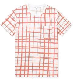 Carven Poppy Jersey Print Marker T-Shirt Picutre