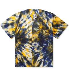Craig Green Green Tie-dye Cotton Baseball Shirt Picutre