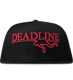 Deadline Black OG Logo Snapback  Picutre