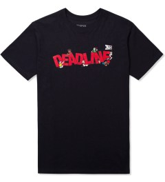 Deadline Black Laughs T-Shirt Picutre