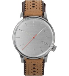 KOMONO Macchiato Winston Brogue Watch  Picutre