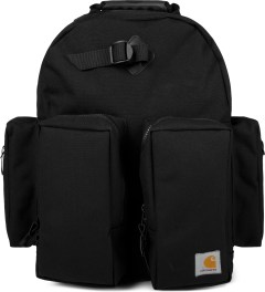 Carhartt WORK IN PROGRESS Black Lewis Backpack  Picutre