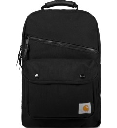 Carhartt WORK IN PROGRESS Black Davies Backpack   Picutre