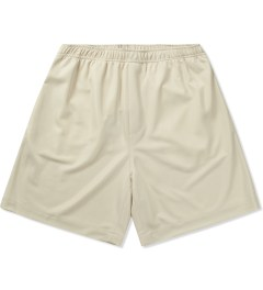 Munsoo Kwon Ivory Soccer Coolever Shorts  Picutre