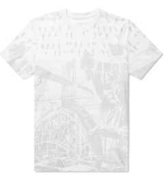 Staple White Coming Attraction T-Shirt Picutre