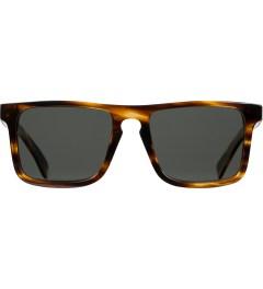 Shwood Grey Polarized Tortoise Shell/Mahogany Burl Govy2 Sunglasses  Picutre