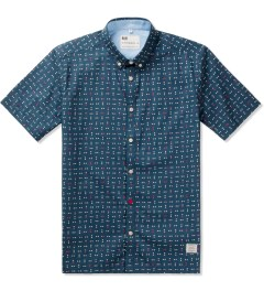Weekend Offender Navy Chepstow Shirt Picutre