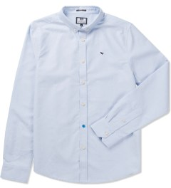 Weekend Offender Blue Cruzado Shirt  Picutre