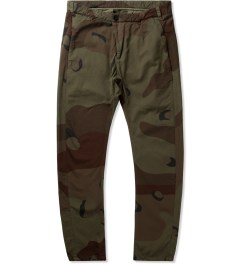 11 By Boris Bidjan Saberi Green Night P2 F-1408 P3 Pants Picutre