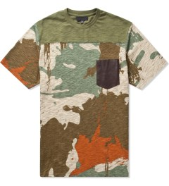 Black Scale Olive Morgan T-Shirt  Picutre