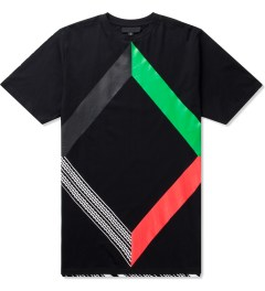 Black Scale Black Six Degreed of Seperation T-Shirt  Picutre