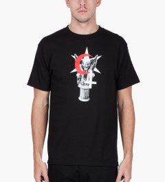 Black Scale Black Watch What I Say T-Shirt Model Picutre