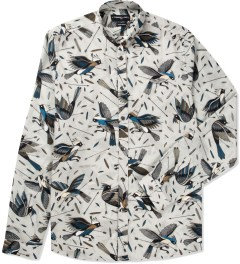 Commune De Paris Birds Menand Shirt Picutre