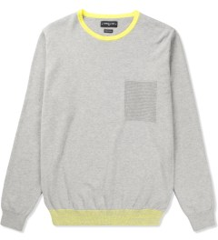 Commune De Paris Marl Grey Jaures Sweater Picutre