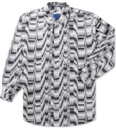 Etudes Manuel Black Ombre Shirt Picutre