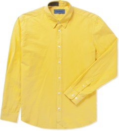 Etudes Yellow Poesie Shirt Picutre