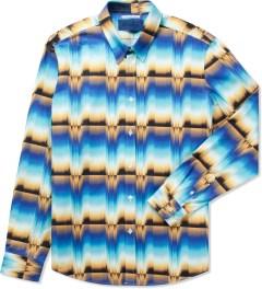 Etudes Multicolor Print Manuel Fernandez Poesie Shirt Picutre