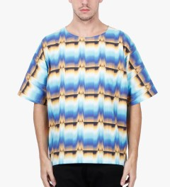 Etudes Multicolor Manuel Fernandez Powder T-Shirt Model Picutre