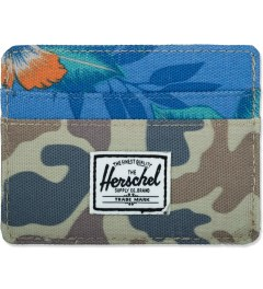 Herschel Supply Co. Duck Camo/Paradise Charlie Cardholders Picutre