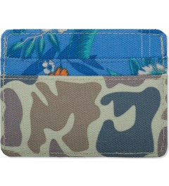 Herschel Supply Co. Duck Camo/Paradise Charlie Cardholders Model Picutre