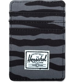 Herschel Supply Co. Zebra Raven Cardholders Picutre
