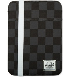 Herschel Supply Co. Black Checkerboard Cypress Sleeve for iPad Mini Picutre