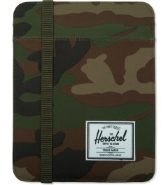 Herschel Supply Co. Woodland Camo Cypress Sleeve for iPad Picutre