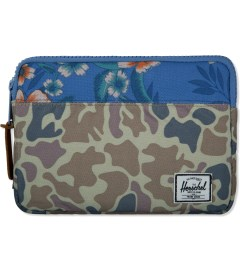 Herschel Supply Co. Duck Camo/Paradise Anchor Sleeve for iPad Mini   Picutre