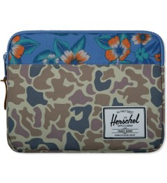 Herschel Supply Co. Duck Camo/Paradise Anchor Sleeve for iPad  Picutre