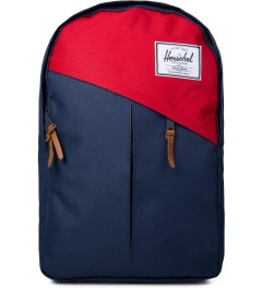 Herschel Supply Co. Navy/Red Parker Backpack Picutre