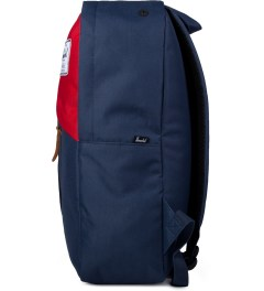 Herschel Supply Co. Navy/Red Parker Backpack Model Picutre