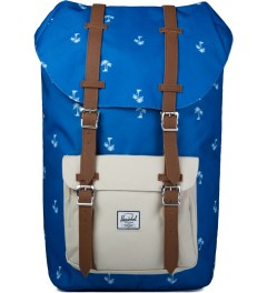 Herschel Supply Co. Resort/Bone Little America Backpack Picutre